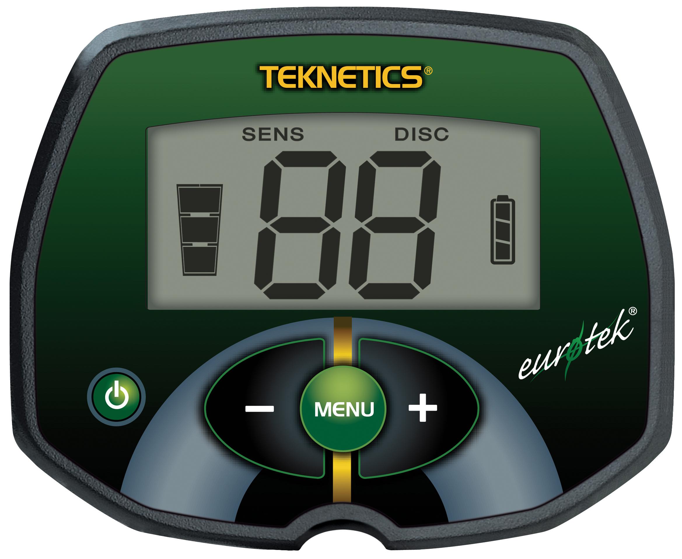 Купить teknetics eurotek в категории металлоискатели tekneti.