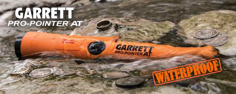 Garrett Pro-pointer AT metal detector