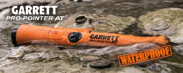 Detecteur de metal Garrett pro-pointer AT