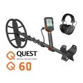 Quest Q60 Metal Detector