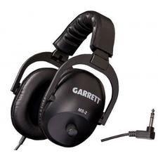 Garrett Headphones -MS-2 (1/4 inch jack)
