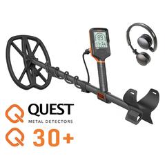Quest Q30+ Metal Detector