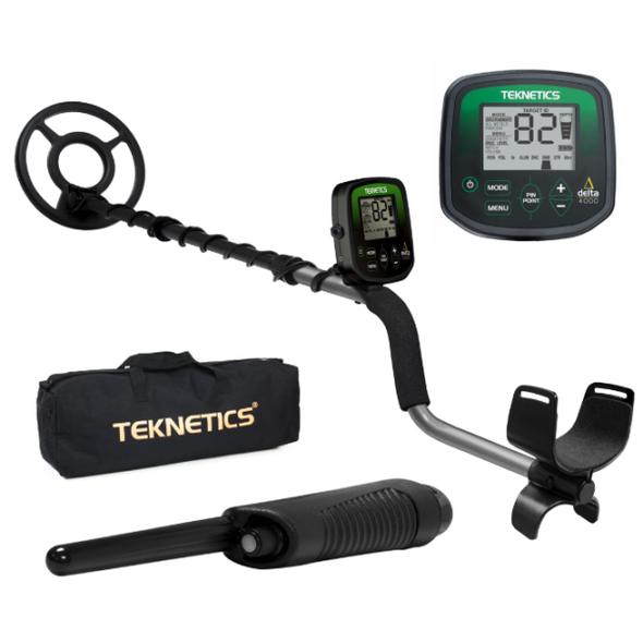 Metal detector Teknetics Delta 4000 GWP