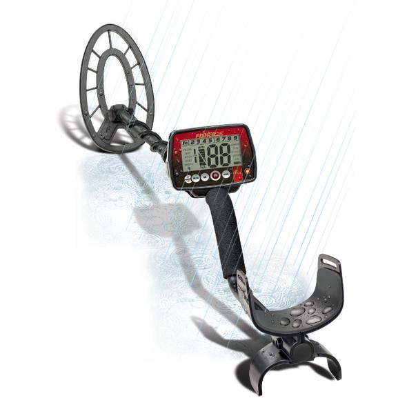 Fisher F44 GWP bundle metal detector