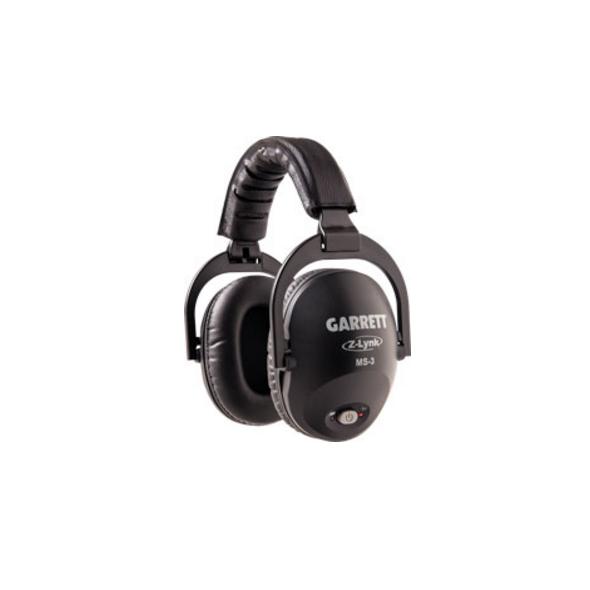 Garrett MS-3 Z-Lynk Wireless Headphones