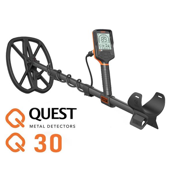 Quest Q30 Metal Detector